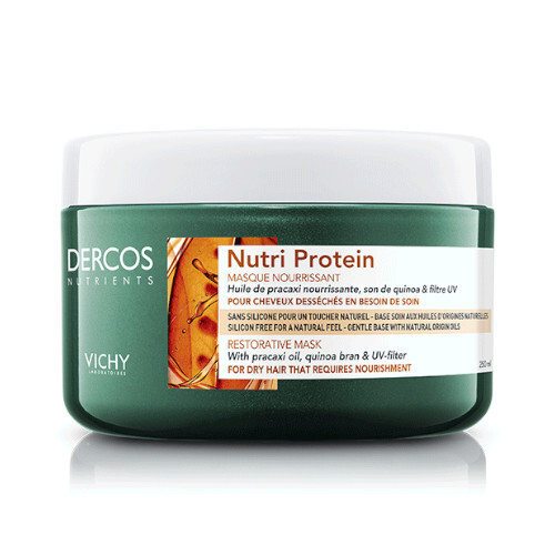 Vichy Vyživující maska pro suché vlasy Dercos Nutri Protein (Restorative Mask) 200 ml