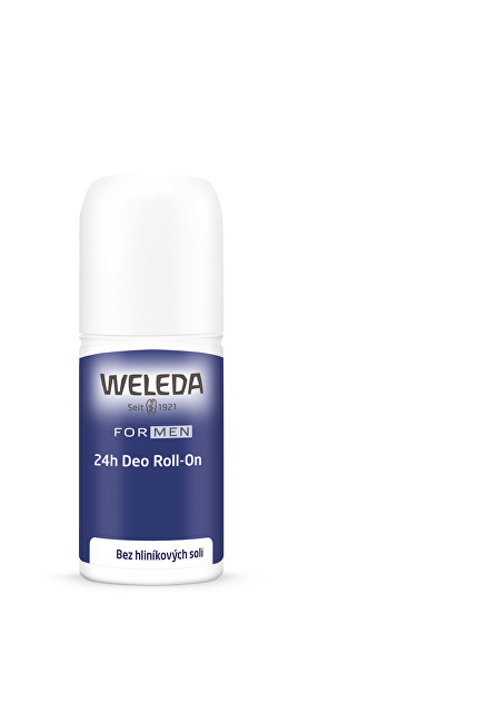 Weleda Men Ball 24H deodorant (Deo Roll-On) 50 ml