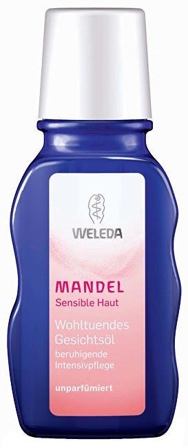 Fotografie Weleda Mandle pleťový olej 50 ml