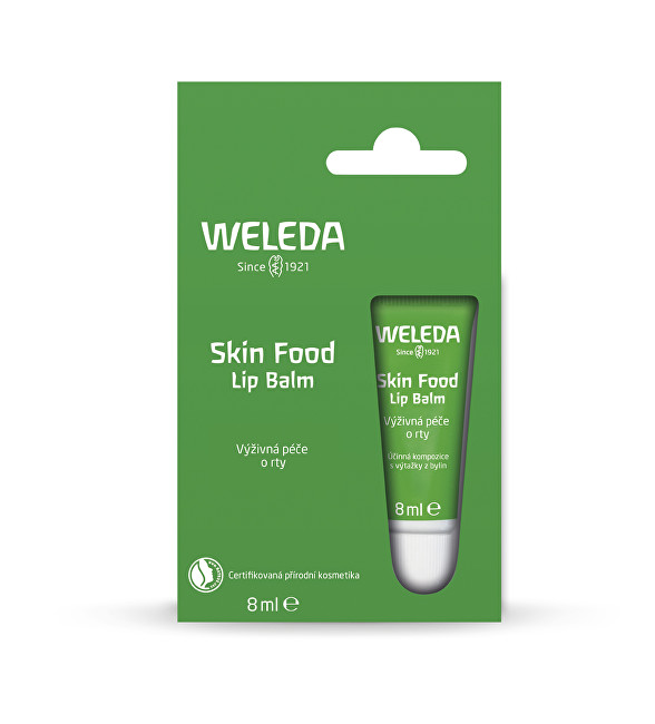 Weleda Výživná péče o rty Skin Food (Lip Butter) 8 ml