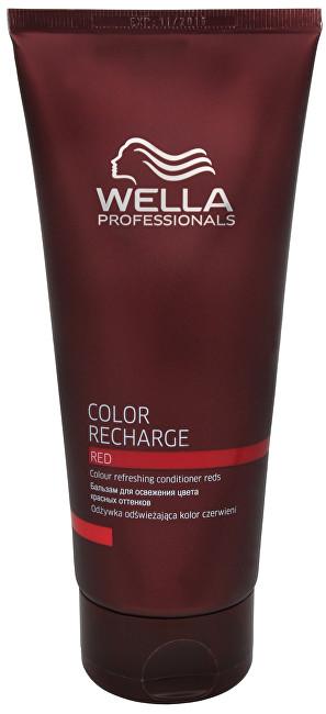Wella Professional Kondicionér pro oživení červených odstínů vlasů Color Recharge (Red Conditioner) 200 ml