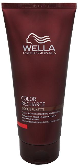 Wella Professionals Kondicionér pro oživení studených hnědých odstínů vlasů Color Recharge (Cool Brunette Conditioner) 200 ml
