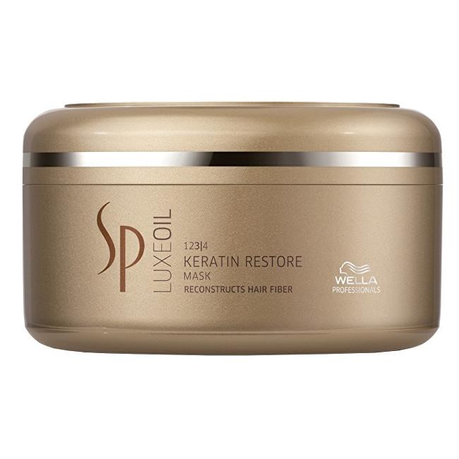 Wella Professional Luxusní maska pro poškozené vlasy LuxeOil 150 ml