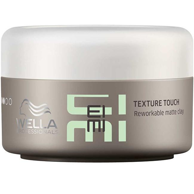 Wella Professionals Tvarovací jíl pro matný vzhled EIMI Texture Touch 75 ml