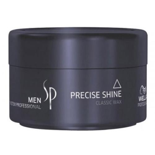 Wella Professionals Ceara de modelare pentru par SP MEN (Precise Shine Classic Wax) 75 ml