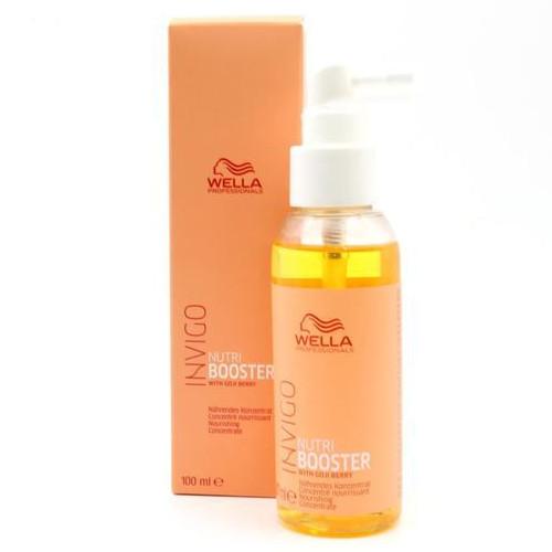 Wella Professional Vyživujúca starostlivosť v spreji pre suché a poškodené vlasy Invigo Nutri Booster (Nourishing Concentrate ) 100 ml