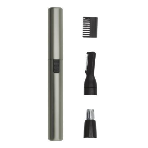 Wahl Bateriový nosní a ušní zastřihovač Micro Lithium Satin Silver 5640-1016