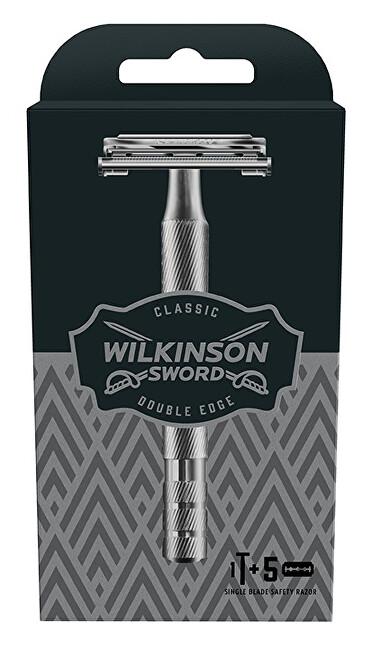Wilkinson Sword Kovový holicí strojek pro muže Double Edge Classic
