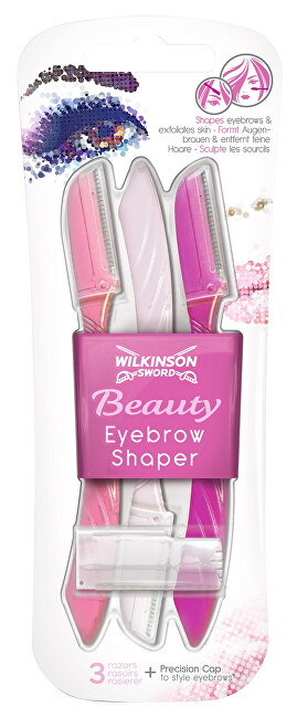 Wilkinson Sword Zarovnávač obočie Wilkinson Intuition Perfect Finish
