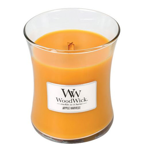 WoodWick Vonná sviečka váza Apple Harvest 275 g