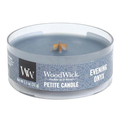 WoodWick Vonná svíčka Petite Evening Onyx 31 g
