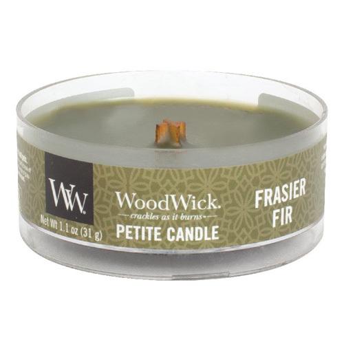 WoodWick Vonná svíčka Petite Frasier Fir 31 g
