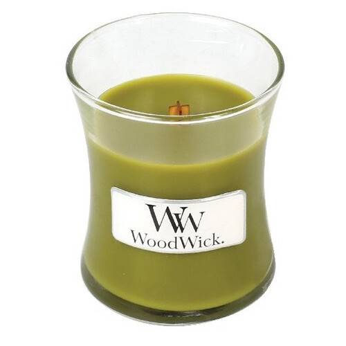 WoodWick Vonná sviečka váza Apple Basket 85 g