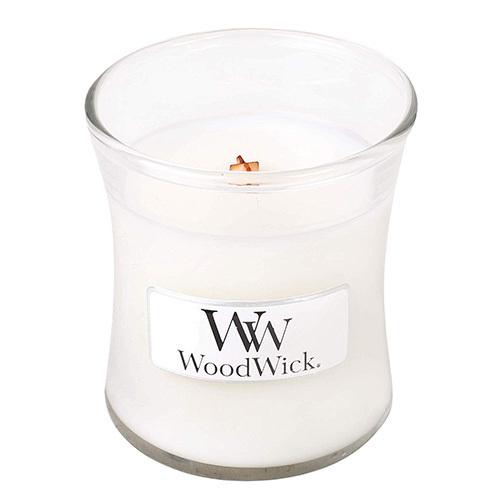 WoodWick Vonná svíčka váza Magnolia 85 g