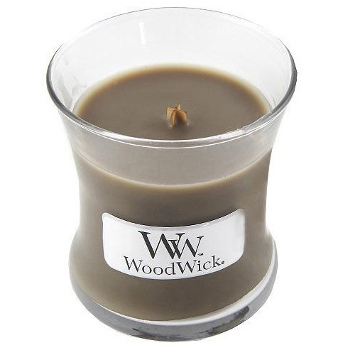 WoodWick Vonná svíčka váza Oudwood 85 g