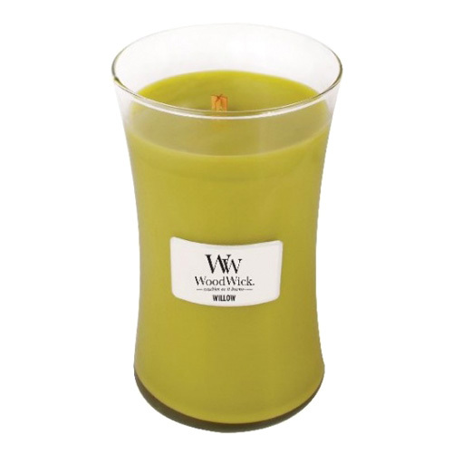 WoodWick Vonná sviečka váza Willow 609,5 g