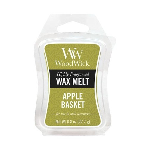WoodWick Vonný vosk Apple Basket 22,7 g