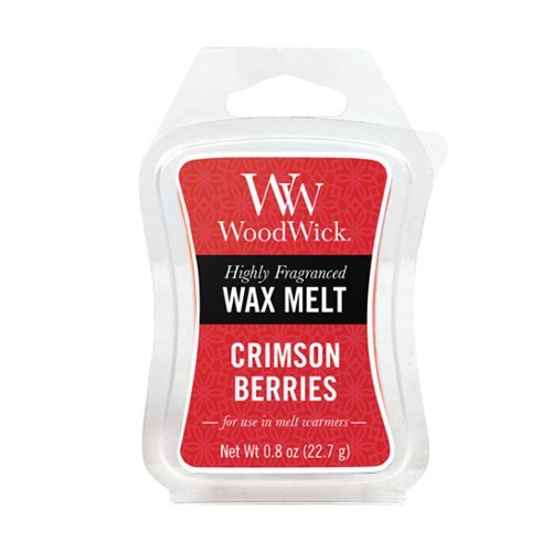 WoodWick Vonný vosk Crimson Berries 22,7 g