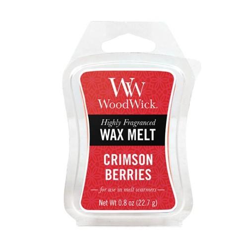 WoodWick Vonný vosk Crimson Berries 22,7 g