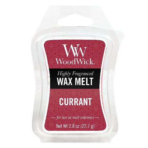 WoodWick Vonný vosk Currant 22,7 g