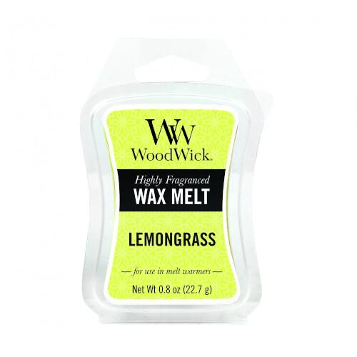 WoodWick Vonný vosk Lemongrass 22,7 g