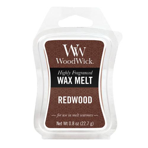 WoodWick Vonný vosk Redwood 22,7 g