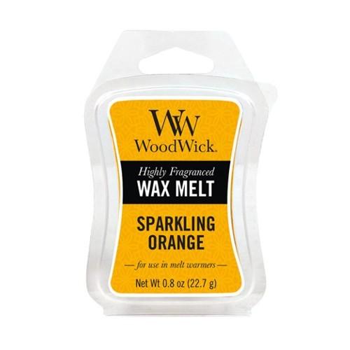 WoodWick Vonný vosk Sparkling Orange 22,7 g