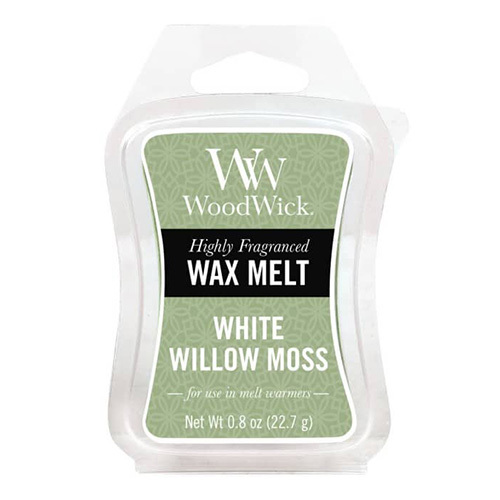 WoodWick Vonný vosk White Willow Moss 22,7 g