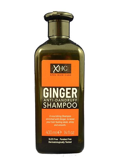 XPel Šampon proti lupům (Ginger Shampoo) 400 ml