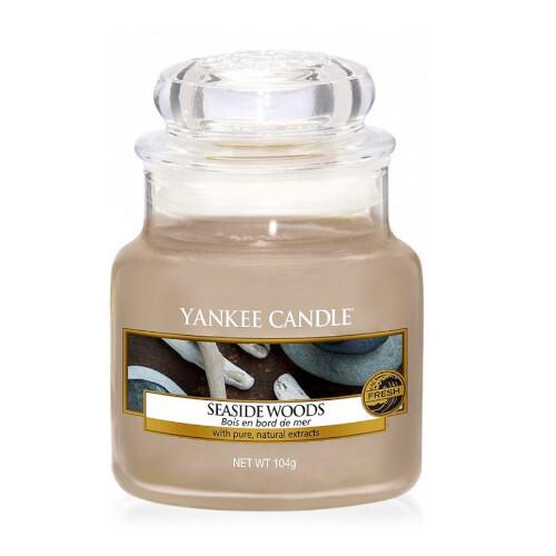 Yankee Candle Aromatická svíčka Classic malá Seaside Woods 104 g