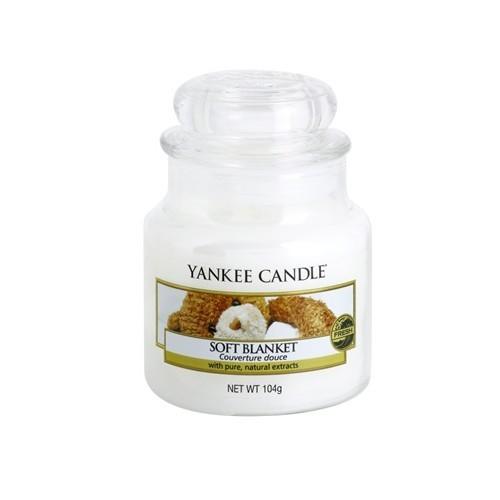 Yankee Candle Aromatická svíčka Classic malý Soft Blanket 104 g