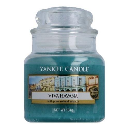 Yankee Candle Aromatická svíčka Classic malý Viva Havana 104 g
