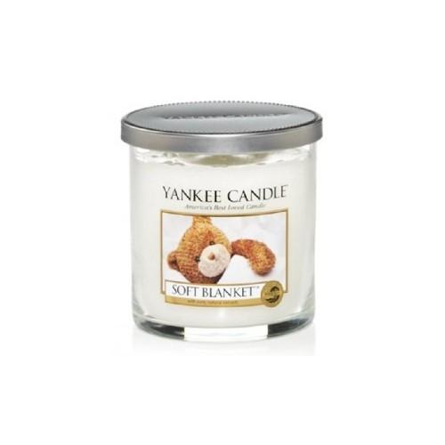 Yankee Candle Aromatická svíčka Décor malý Soft Blanket 198 g