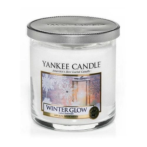 Yankee Candle Aromatická svíčka Décor malý Winter Glow 198 g