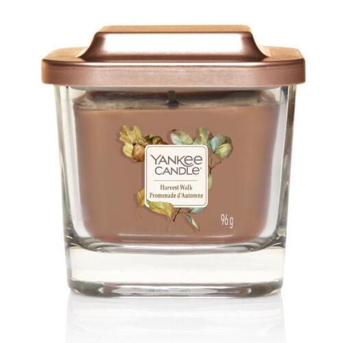 Yankee Candle Aromatická svíčka malá hranatá Harvest Walk 96 g