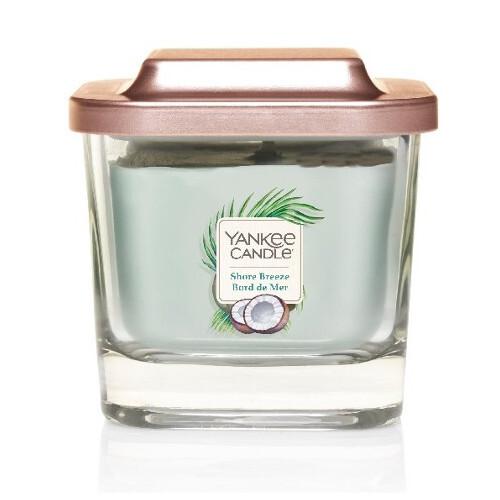 Yankee Candle Aromatická svíčka malá hranatá Shore Breeze 96 g