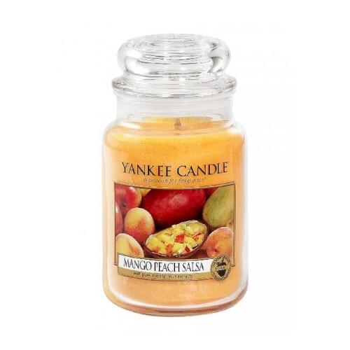 Yankee Candle Aromatická svíčka Mango Peach Salsa 623 g