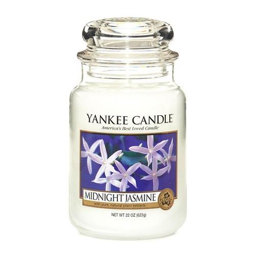 Yankee Candle Aromatická svíčka Midnight Jasmine 623 g