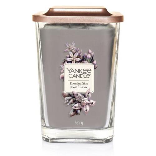 Yankee Candle Aromatická svíčka velká hranatá Evening Star 552 g