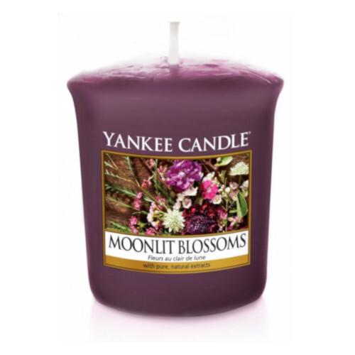 Yankee Candle Aromatická votivní svíčka Moonlit Blossoms 49 g