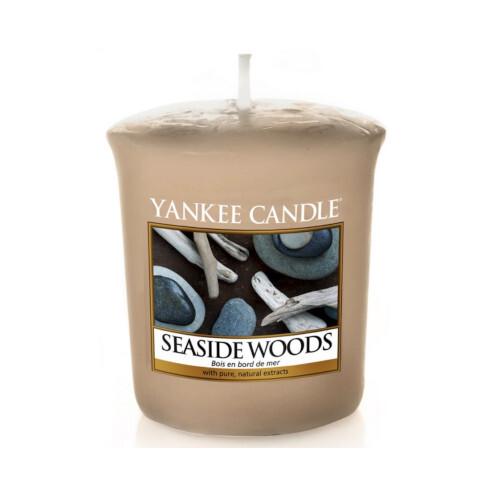 Yankee Candle Aromatická votivní svíčka Seaside Woods 49 g