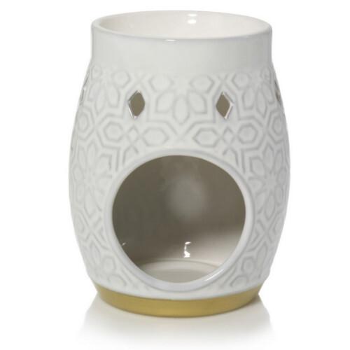 Yankee Candle Keramická Aromalampa Addison Patterned na vonné vosky