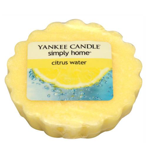 Yankee Candle Rozpustná svíčka do aroma lampy Citrus Water 22 g