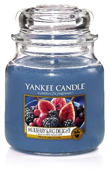 Yankee Candle Mulberry   Fig Delight 411 g