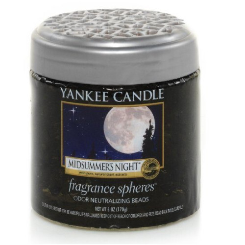 Yankee Candle Vonné perly Midsummer`s Night 170 g