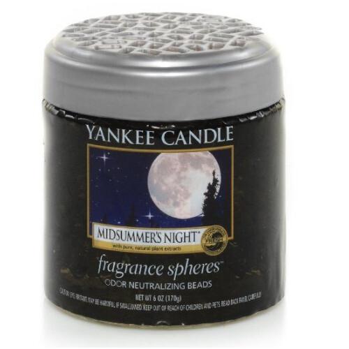 Yankee Candle Vonné perly Midsummer`s Night 170 g