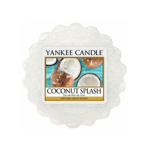 Yankee Candle Vonný vosk do aromalampy Kokosové osvěžení (Coconut Splash) 22 g