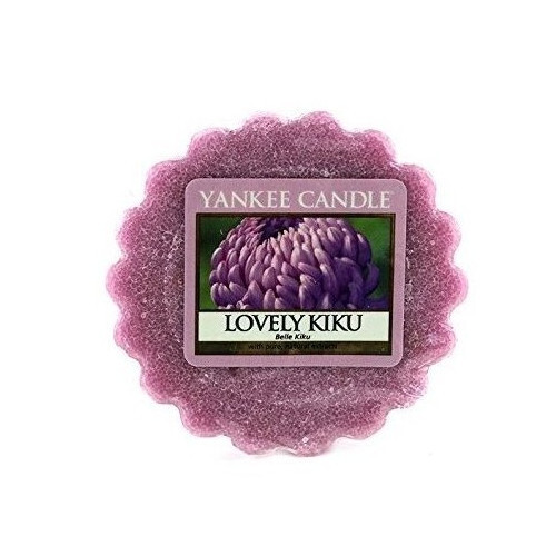 Yankee Candle Vonný vosk do aromalampy Květina štěstí (Lovely Kiku) 22 g