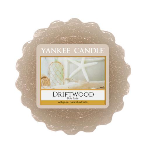 Yankee Candle Vonný vosk do aromalampy Naplavené dřevo (Driftwood) 22 g