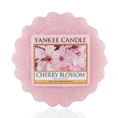 Yankee Candle Vonný vosk do aromalampy Třešňový květ (Cherry Blossom) 22 g